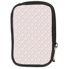 Wallpaper Abstract Pattern Graphic Compact Camera Leather Case