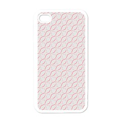 Wallpaper Abstract Pattern Graphic Iphone 4 Case (white) by HermanTelo