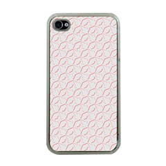 Wallpaper Abstract Pattern Graphic Iphone 4 Case (clear) by HermanTelo