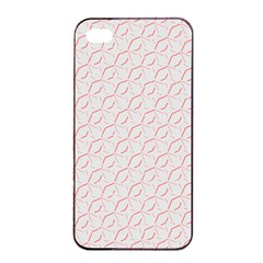 Wallpaper Abstract Pattern Graphic Iphone 4/4s Seamless Case (black) by HermanTelo