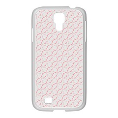 Wallpaper Abstract Pattern Graphic Samsung Galaxy S4 I9500/ I9505 Case (white) by HermanTelo