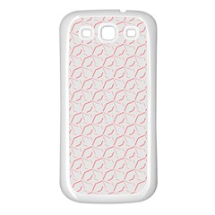 Wallpaper Abstract Pattern Graphic Samsung Galaxy S3 Back Case (white) by HermanTelo