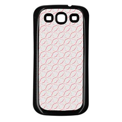 Wallpaper Abstract Pattern Graphic Samsung Galaxy S3 Back Case (black) by HermanTelo