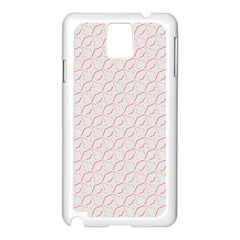 Wallpaper Abstract Pattern Graphic Samsung Galaxy Note 3 N9005 Case (white) by HermanTelo