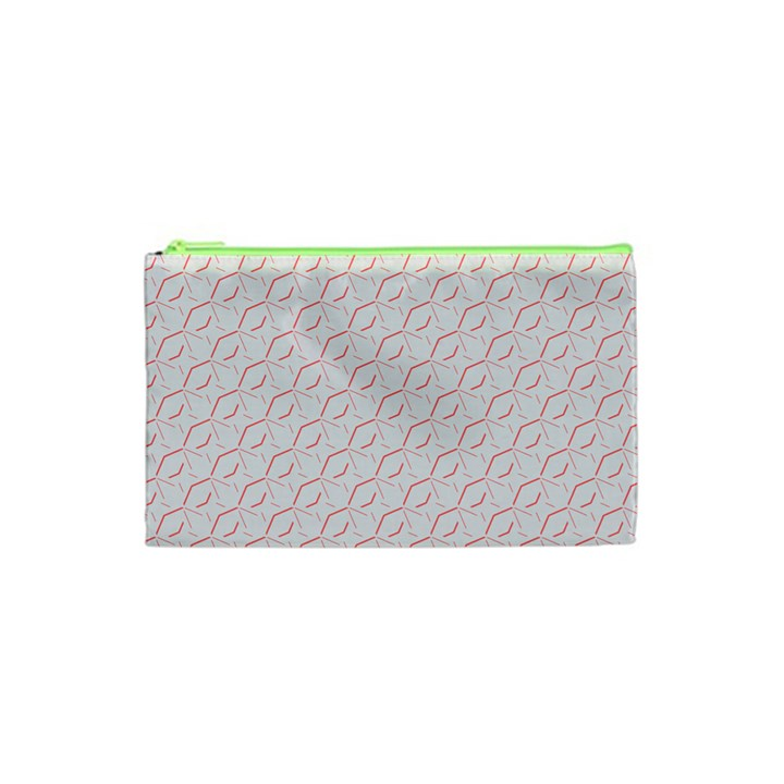 Wallpaper Abstract Pattern Graphic Cosmetic Bag (XS)