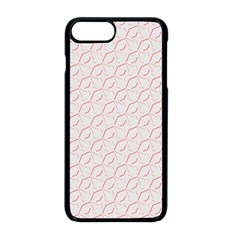 Wallpaper Abstract Pattern Graphic Iphone 8 Plus Seamless Case (black) by HermanTelo
