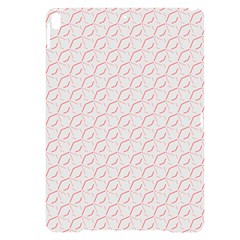 Wallpaper Abstract Pattern Graphic Apple Ipad Pro 10 5   Black Uv Print Case