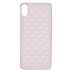 Wallpaper Abstract Pattern Graphic Iphone X/xs Soft Bumper Uv Case by HermanTelo