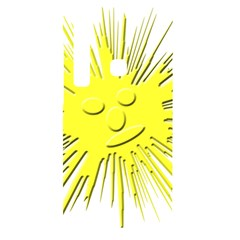 Smilie Sun Emoticon Yellow Cheeky Samsung Case Others