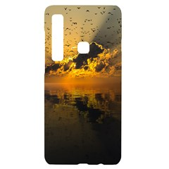 Sunset Reflection Birds Clouds Sky Samsung Case Others by HermanTelo