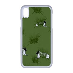Sheep Lambs Iphone Xr Seamless Case (white)