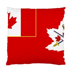 Flag Of The Canadian Army Standard Cushion Case (one Side) by abbeyz71