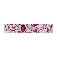 Modern Floral Pattern Flano Scarf (mini) by tarastyle