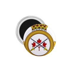 Badge Of The Canadian Army 1 75  Magnets by abbeyz71