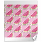 Melons Pattern Food Fruits Melon Canvas 16  x 20  20 x16  Canvas - 1