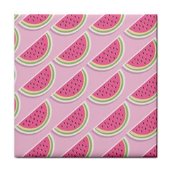 Melons Pattern Food Fruits Melon Face Towel