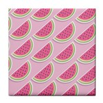 Melons Pattern Food Fruits Melon Face Towel Front
