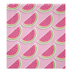 Melons Pattern Food Fruits Melon Shower Curtain 66  X 72  (large)  by Pakrebo