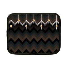 Background Pattern Non Seamless Netbook Case (small)