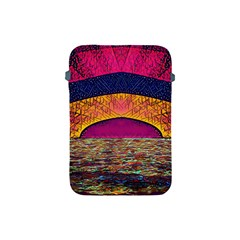 Abstract Sunrise Ocean Sunset Sky Apple Ipad Mini Protective Soft Cases