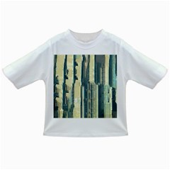 Texture Abstract Buildings Infant/toddler T Shirts