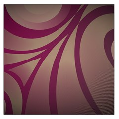 Background Abstract Digital Large Satin Scarf (square)