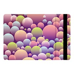 Abstract Background Circle Bubbles Apple Ipad Pro 10 5   Flip Case