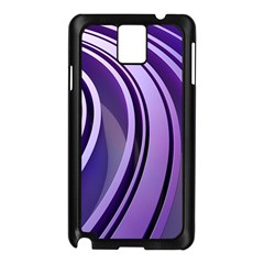 Circle Concentric Render Metal Samsung Galaxy Note 3 N9005 Case (black) by HermanTelo