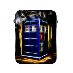 Famous Blue Police Box Apple Ipad 2/3/4 Protective Soft Cases