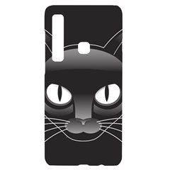 Grey Eyes Kitty Cat Samsung Case Others
