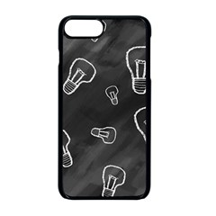 Many Lamps Background Iphone 8 Plus Seamless Case (black)