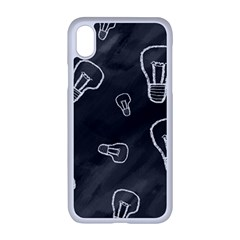 Many Lamps Background Iphone Xr Seamless Case (white)