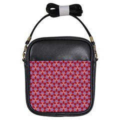 Pattern New Seamless Girls Sling Bag by HermanTelo