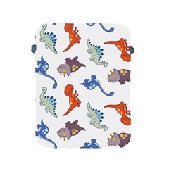 Pattern Dinosaurs Apple Ipad 2/3/4 Protective Soft Cases
