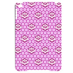 Paulownia Flowers Japanese Style Apple Ipad Mini 4 Black Uv Print Case by HermanTelo