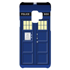 Tardis Doctor Who Time Travel Samsung S9 Black Uv Print Case