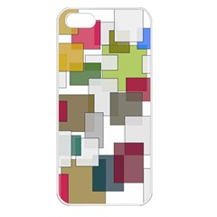 Wallpaper Texture Plaid Iphone 5 Seamless Case (white) by HermanTelo