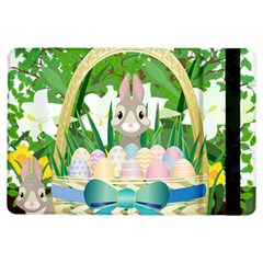 Graphic Easter Easter Basket Spring Ipad Air Flip
