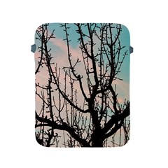 Fruit Tree Silhouette Aesthetic Apple Ipad 2/3/4 Protective Soft Cases