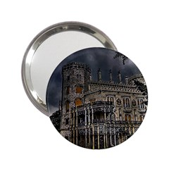 Castle Mansion Architecture House 2 25  Handbag Mirrors
