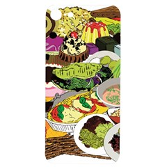 Eat Food Background Art Color Iphone 7/8 Soft Bumper Uv Case