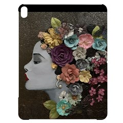 Asian Beauty Apple Ipad Pro 12 9   Black Uv Print Case