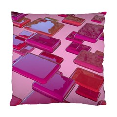 Render 3d Rendering Design Space Standard Cushion Case (one Side) by Pakrebo