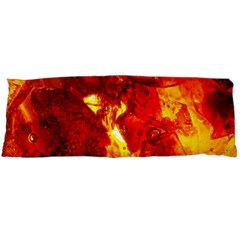 Bernstein Burning Stone Gem Body Pillow Case (dakimakura) by Pakrebo