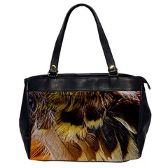 Wing Feather Bird Animal World Oversize Office Handbag by Pakrebo