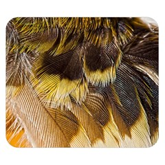 Wing Feather Bird Animal World Double Sided Flano Blanket (small)  by Pakrebo