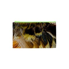 Wing Feather Bird Animal World Cosmetic Bag (xs)