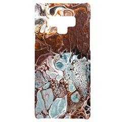 Paint Acrylic Paint Art Colorful Samsung Note 9 Black Uv Print Case