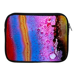 Art Abstract Background Color Apple Ipad 2/3/4 Zipper Cases