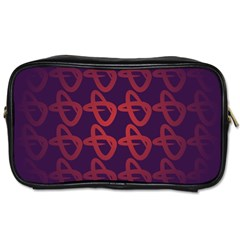 Zappwaits Design Toiletries Bag (two Sides) by zappwaits